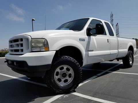 2003 Ford F-250 Super Duty for sale at San Diego Auto Solutions in Escondido CA