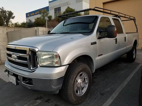 2005 Ford F-350 Super Duty for sale at San Diego Auto Solutions in Escondido CA