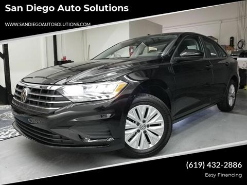 2019 Volkswagen Jetta for sale at San Diego Auto Solutions in Escondido CA