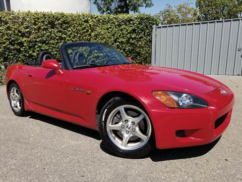 2002 Honda S2000 for sale at San Diego Auto Solutions in Escondido CA