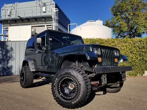 Jeep Wrangler For Sale Austin >> Used 1993 Jeep Wrangler For Sale In Austin Tx Carsforsale