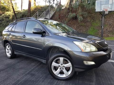 2004 Lexus RX 330 for sale at San Diego Auto Solutions in Escondido CA