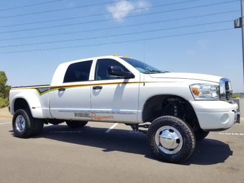 2007 Dodge Ram Pickup 3500 for sale at San Diego Auto Solutions in Escondido CA
