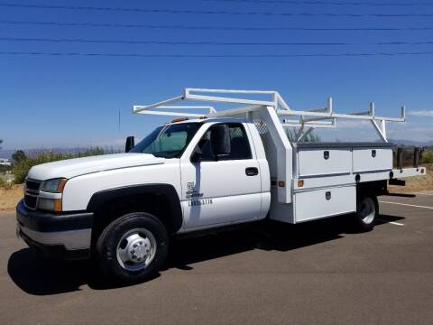 2006 Chevrolet Silverado 3500 for sale at San Diego Auto Solutions in Escondido CA