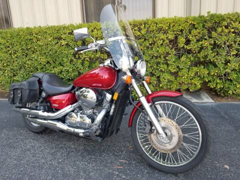 2008 Honda Shadow for sale at San Diego Auto Solutions in Escondido CA