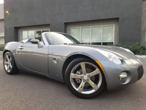 2006 Pontiac Solstice for sale at San Diego Auto Solutions in Escondido CA
