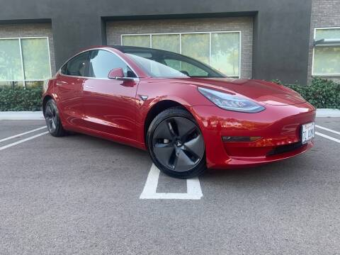 2018 Tesla Model 3 for sale at San Diego Auto Solutions in Escondido CA