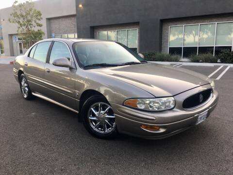 2003 Buick LeSabre for sale at San Diego Auto Solutions in Escondido CA