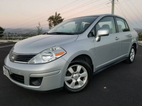 2008 Nissan Versa for sale at San Diego Auto Solutions in Escondido CA