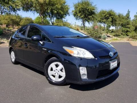 2010 Toyota Prius for sale at San Diego Auto Solutions in Escondido CA