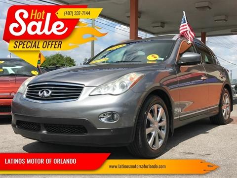 2012 Infiniti EX35 for sale in Orlando, FL