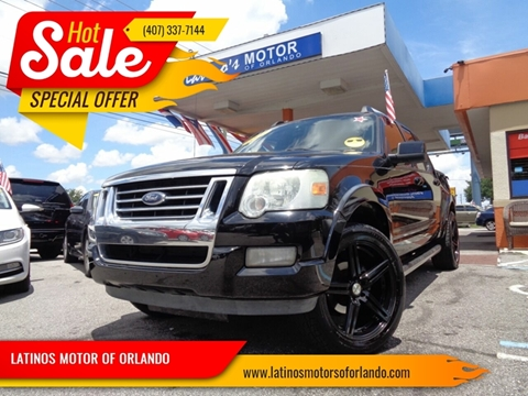 2007 Ford Explorer Sport Trac for sale in Orlando, FL