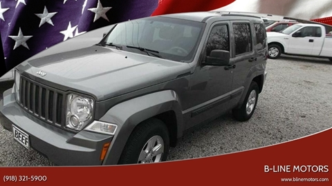 2012 Jeep Liberty for sale in Glenpool, OK