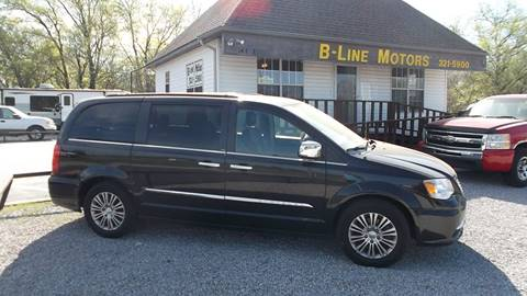 2013 Chrysler Town and Country for sale in Glenpool, OK