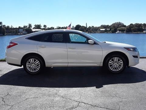 2012 Honda Crosstour for sale in North Palm Beach, FL