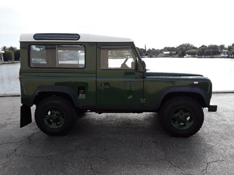 used land rover defender for sale - carsforsale®