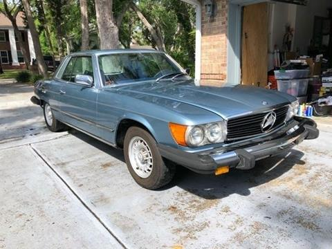 1979 Mercedes-Benz 400-Class for sale in Holly Hill, FL