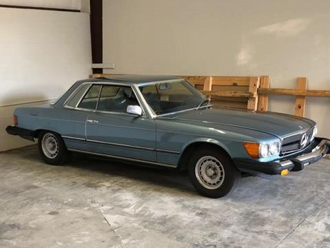 1979 Mercedes-Benz 400-Class