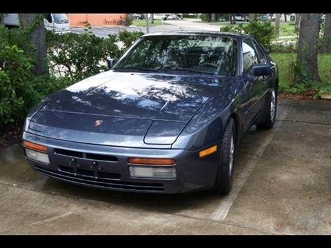 1989 Porsche 944 for sale in Holly Hill, FL