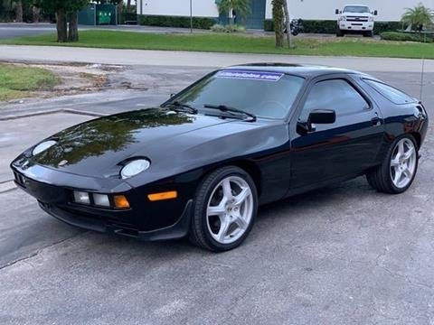 1984 Porsche 928 for sale in Holly Hill, FL