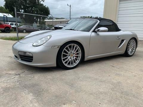 2007 Porsche Boxster for sale in Holly Hill, FL