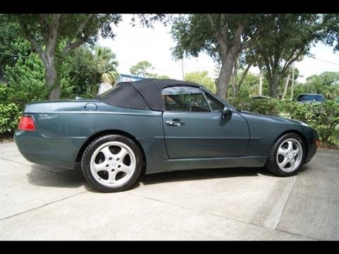 1995 Porsche 968 for sale in Holly Hill, FL