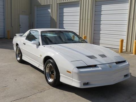 1990 Pontiac Firebird for sale in Holly Hill, FL