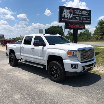 2016 GMC Sierra 3500HD for sale in Ocala, FL