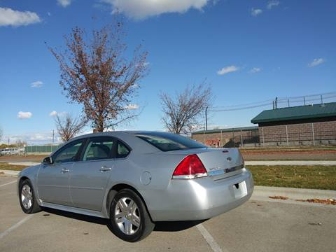 2011 Chevrolet Impala for sale in Caldwell, ID
