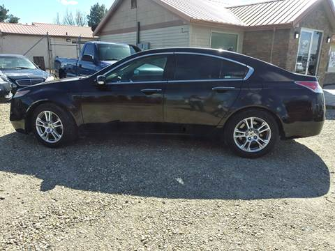 2009 Acura TL for sale in Caldwell, ID