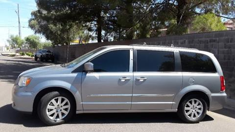 2015 Chrysler Town and Country for sale in Phoenix, AZ