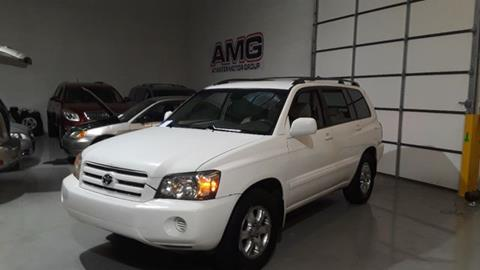 2005 Toyota Highlander for sale in Phoenix, AZ