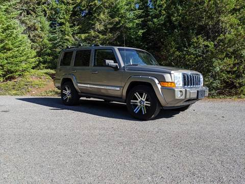 2006 Jeep Commander for sale in Prineville, OR
