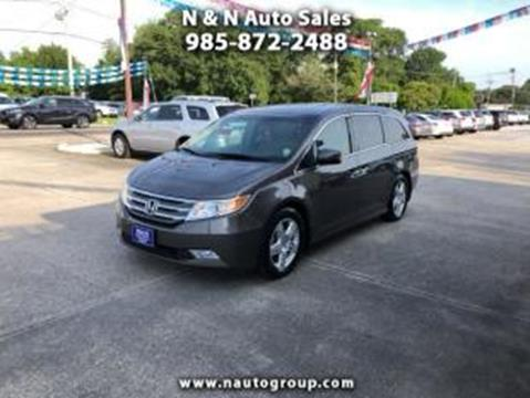2011 Honda Odyssey for sale in Houma, LA