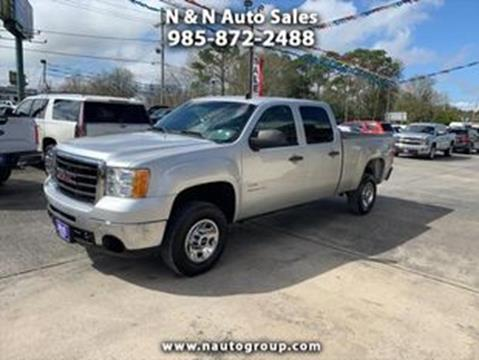 2010 GMC Sierra 2500HD for sale in Houma, LA