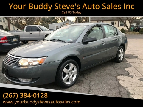 2006 Saturn Ion for sale in Croydon, PA