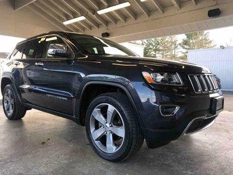 2014 Jeep Grand Cherokee for sale in Pasadena, MD