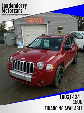 2008 Jeep Compass for sale in Londonderry, NH