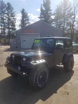 1987 Jeep Wrangler for sale in Londonderry, NH