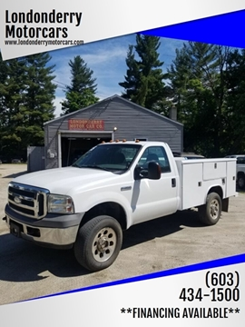2005 Ford F-350 Super Duty for sale in Londonderry, NH