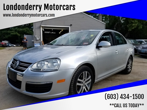 2005 Volkswagen Jetta for sale in Londonderry, NH