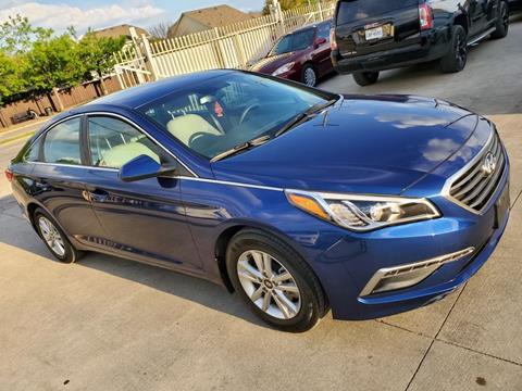 2015 Hyundai Sonata For Sale In Dallas Tx