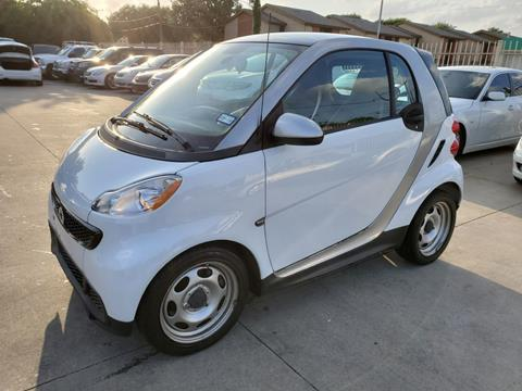 2013 Smart fortwo for sale in Dallas, TX