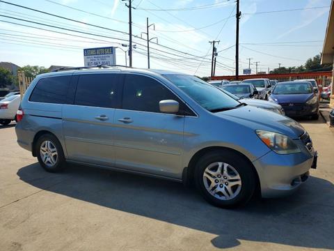 2007 Honda Odyssey for sale in Dallas, TX