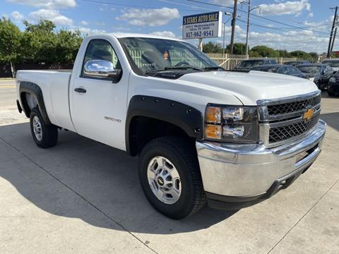 2014 Chevrolet Silverado 2500HD for sale in Dallas, TX