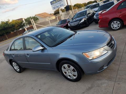 2009 Hyundai Sonata for sale in Dallas, TX