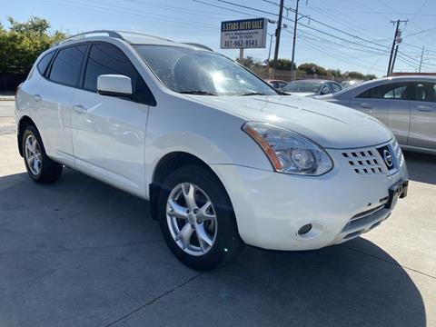 2008 Nissan Rogue for sale in Dallas, TX