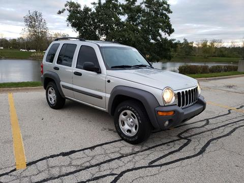 2004 Jeep Liberty for sale in Lockport, IL
