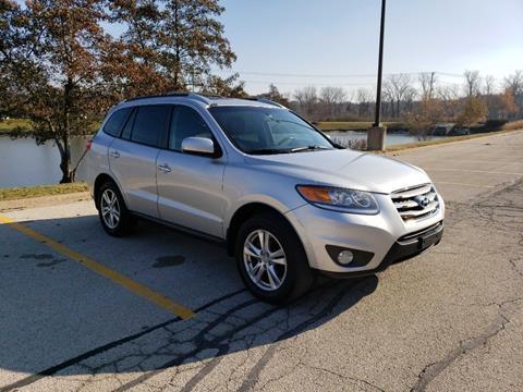 2012 Hyundai Santa Fe for sale in Lockport, IL