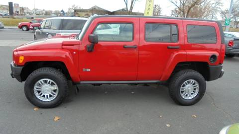 2007 HUMMER H3 for sale in Moses Lake, WA